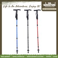 Cheap Trekking Poles walking alpenstock Best Plastic / Foam 0.45 to 0.6 outdoor walking alpenstock
