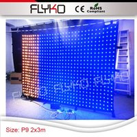 Wholesale led display screen stage background led video wall
