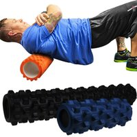 rumble roller - Muscle Foam rumble Roller deep tissue Massager for Tight Muscles cm foam yoga roller for massage