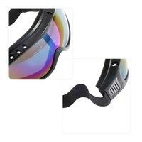 Wholesale 2015 Newest Snowboard Dustproof Sunglasses Motorcycle Ski Goggles Lens Frame Eye Glasses