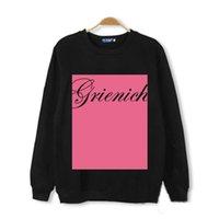 Wholesale 2016 autumn VIXX brand new active wear clothes letter print fashion cotton Plus velvet hoodies colors in sales S XXXL
