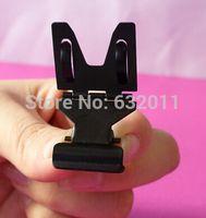 Wholesale 50 Black POP metal label holder clip sign tag price ticket card holder
