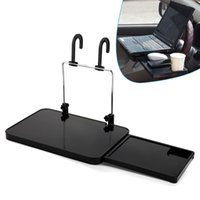 auto laptop stands - Holder Tray Laptop Table Desk Cup Stand for Car Mobile Auto with Drawer Portable