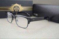 al por mayor paquetes de monturas de gafas-Statesman Glasses Frame-Dita mayorista Oculos Masculino con caja de embalaje mitad-borde de la vendimia Gafas Gafas Moda marco Dita