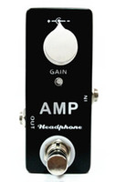 Wholesale Mini Headpbone Amplifier Guitar Effect Pedal And True Bypass