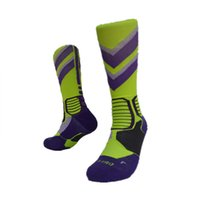 ad sock - men s casual socks AD Elite Knee Hight Basketball Socks Sport Socks Man Crew KD Long Professional Socks pairs