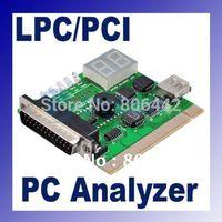 Wholesale Parallel Port PCI Digit PC Analyzer Diagnostic Card Tester POST for Laptop or Desktop