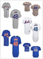 dresses new york - 2016 New New York Mets Jacob deGrom Jerseys New Embroidery Stitched Shirt Sports Dress Outlets Camisa