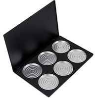 aluminium cosmetic cases - Makeup Aluminium Empty Palette mm Pans Cosmetic Eyeshadow Case PP007