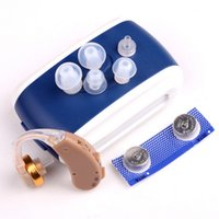 Wholesale High Quality AXON Behind Ear Hearing Aid N H Deaf Hearing Aid Receiver V Sound Amplifier CE Approval