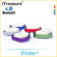 america security - iTreasure bluetooth anti lost with iFinder APP factory quality price popular in America security alarm system