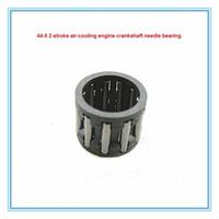 Wholesale 2 stroke cc engine crankshaft wrist pin Needle Bearing cc Mini dirt bike Mini Quad Mini Pocket Bike