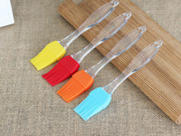 Wholesale Silicone Baking Bread Cook tools Pastry Oil Cream BBQ Utensil safety Basting Brush for cooking Pastry Tools TY829