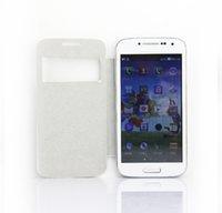 i9500 - Hot New S4 i9500 HTM A9500 phone inch Quad Band Core Dual Sim Quad Band Bluetooth Cell Phone Screen