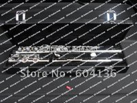 Wholesale Featured Product Musical Instruments Woodwind Open bore Flutes YFL S Flutes Silver Flute with case
