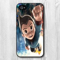 astro boy bag - Yark Cute Cartoon Little Hero Astro Boy Custom Design Hard Plastic Mobile Phone Bag Case Cover for iphone s s c plus