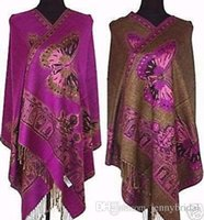 butterfly scarf silk - New real images Have inventory Best selling All Shawl Pashmina Silk Soft Butterfly Charming Cheap In stock Gorgeous