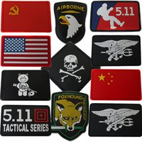 badge products - 2016 Rushed Digimon Digivice Multicam Thickening Pvc Rubber Stick Tactics Badge Magic Logo Badges Backpack Outdoor Gear Products