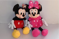 minnie mouse plush - 1 peice cm Minnie and Mickey Mouse low price Super Plush Doll Stuffed Animals Plush Toys For Children s Gift