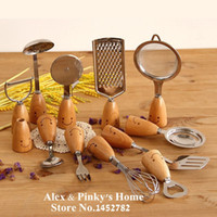 Wholesale Creative Kitchen Supplies Stainless Steel Cookware Multifunctional Cooking Tools