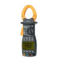 Wholesale HYELEC MS2203 Digital Phase Clamp Meter Power Factor Correction USB True RMS Wire Testing