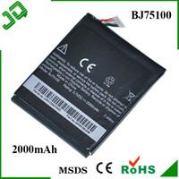 Wholesale BJ75100 Mobile Phone Battery For HTC EVO G LTE EVO One One XC X720d Baterai Batterie Bateria Batteria