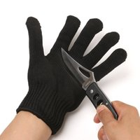 acrylic cutting knife - pc Stainless steel fillet glove cut resistant fishing fillet knife glove