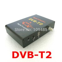 Cheap Car Digital TV DVB-T2 Tuner Receiver Box for Columbia