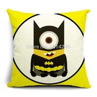 batman seat covers - Justice League Batman pillow Super Heros pillow cover cushion cover pillow Superman Batman Captain America