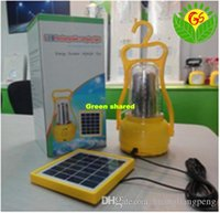 Wholesale Consolidation High Brightness Solar Lantern Solar Camping lighting Solar LED lighting Solar Portable Lights