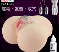 girl ass - Best Japanese School Girl D Silicone Vagina Real Pussy Ass Vibration Suck Dolls With Sounds Male Masturbador Sex Toy For Men