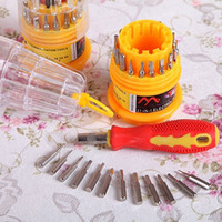 Wholesale 20pcs Portable Types Interchangeable Screw Bits Multi Purpose Screwdrivers Sets Electronics Repairs Tools os430