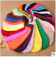 Wholesale 2000pcs LJJC2615 New Arrival Colors Fluorescence Solid Color Beanies Autumn Winter Hiphop Knitting Hats Unisex Sports Caps Wool Beanies