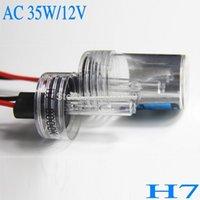 Wholesale Car HID xenon bulb headlight H7 K K K K K xenon lamp for auto headlight