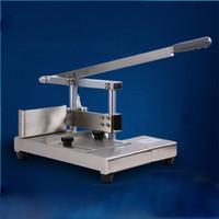 Wholesale Bone Saw pig ribs guillotine cutting machines cut pork chop bone machine manually cut ribs guillotine bone cutting machine BT201