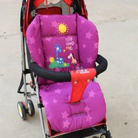 Wholesale Hot Selling Thick Colorful Baby Infant Stroller Seat Pushchair Cushion Cotton Mat New and High Quality