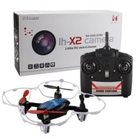Wholesale The latest selling G remote control quadrocopter wing helicopter with camera four Xuan cheap model