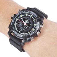 ir camera - 16GB HD P Mini Waterproof Spy Watch Camera with IR Night Vision Hidden camera DVR Cam
