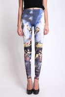 almighty clothing - SEXY Women Fashion God Almighty Leggings Digital Print Milk Plus Size Pants Clothes For Womans FG1510