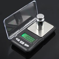 Wholesale New High quality gx200g Electronic Scales Pocket Digital LCD Jewelry Diamond Gold Weighing Scale Balance Kitchen Weight Bala