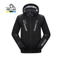 Wholesale Brand Camping Boys Outdoor Hiking Snowboard Winter Pelliot Coat Ski Suit Pants Men Skiing Jackets
