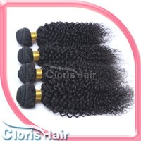 3 bundles of brazilian hair - Discount Curly Remy Human Hair Weave Cheap Bundles of Unprocessed Virgin Brazilian Afro Kinky Curly Hair Extensions Double Drawn Weft