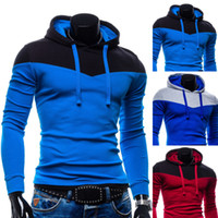 Wholesale 2015 Fleece Cardigan Hoodie Jacket Fashion Brand Hoodies Men Casual Slim Sweatshirt Men Sportswear Zipper Hoodie Men s Clothing