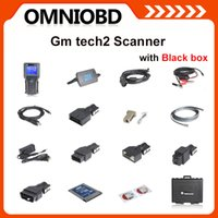 diagnostic code reader - DHL GmTech2 DiagnosticTool GM SAAB OPEL SUZUKI ISUZU Holden for choice Vetronix gm tech scanner InterfaceWith Plastic Box