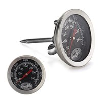 Wholesale Hot sale Stainless Steel Cooking Oven Fryer BBQ Barbecue Probe Thermometer Food Meat Gauge Degree Centigrade