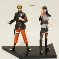 bamboo animations - Naruto PVC big Figure set Naruto Hinata toy gift cm Animation
