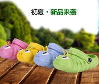 Wholesale 2015 New Children caterpillar shoes children s creative caterpillar sandals boys and girls candy colored caterpillar breathable baby shoes