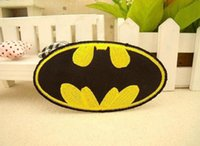 Wholesale 10 Pieces Cartoon Comic Movie Batman Embroidered Iron On Applique Patch