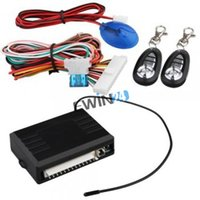 Wholesale New and high quality Kit Car Remote Control sensitive Central Entry Door Lock Locking with Wire