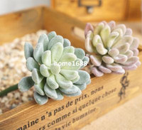 artificial plants - The simulation of Succulents plants jewel artificial plants for docoration plants artificial flower
